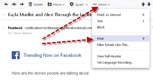How to Read, Reply and Forward Email -Yahoo Mail