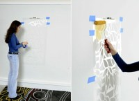 Paint the walls  21 creative wall templates, including ...