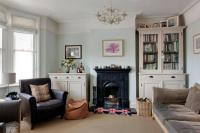Living room furniture in English style | Interior Design ...