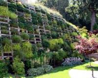 79 ideas to build a retaining garden wall  slope ...