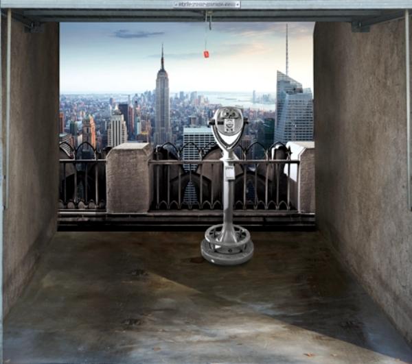 3d Wallpaper Decorating Ideas Roller Garage Doors Custom Design Ideas With Wall