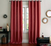 Matching curtains and drapes adorn the windows 30 ...