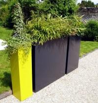 Fiber Cement Planters design  green shutters balconies ...