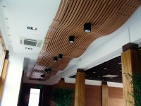 25 suspended ceiling ideas wood  Design Contemporary ...