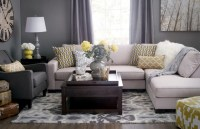 Color ideas for living room  gray wall paint. | Interior ...