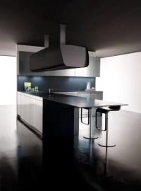 Toncellis carbon fiber high-tech kitchen and Liquid Metal ...