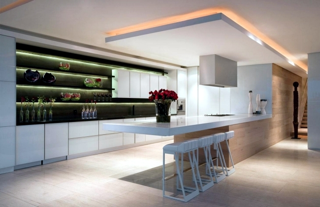Italian kitchens with state of the art concepts u2013 Gamma Arclinea - designer regale ricard mollon