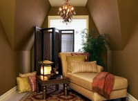 Warm autumn colors for furniture and decoration natural