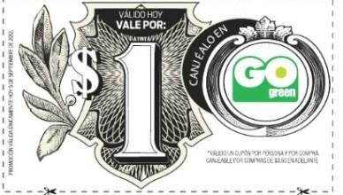 Go Green  - Descuento 1  - 05SEP2012