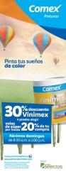 Pinta tus suelos de color y con descuento COMEX - 15nov13