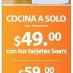 SEARS ofertas en cocina - 15nov13