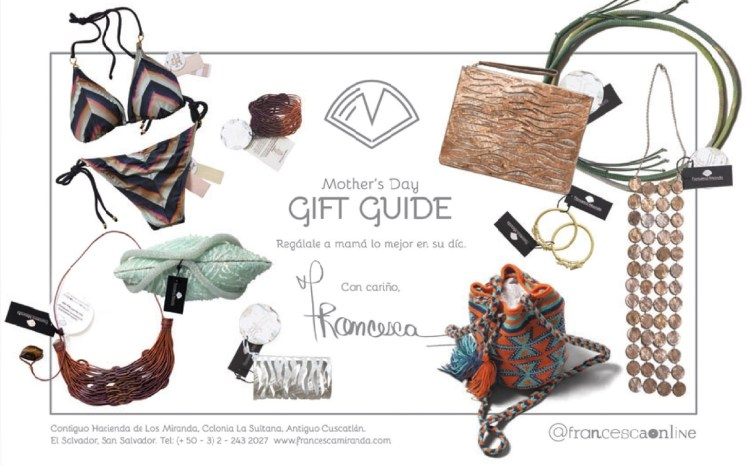 Mothers DAY GIFT guide FRANCESCA store - 08may14