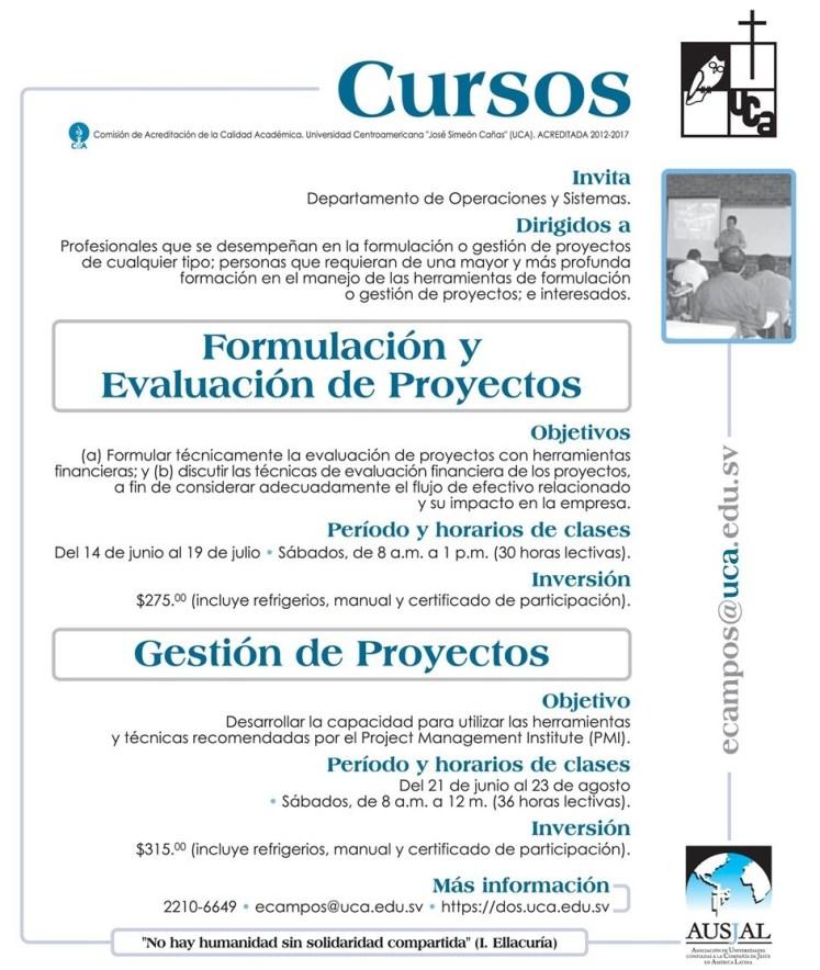 CURSOS Gestion de Proyectos UCA - 04jun14