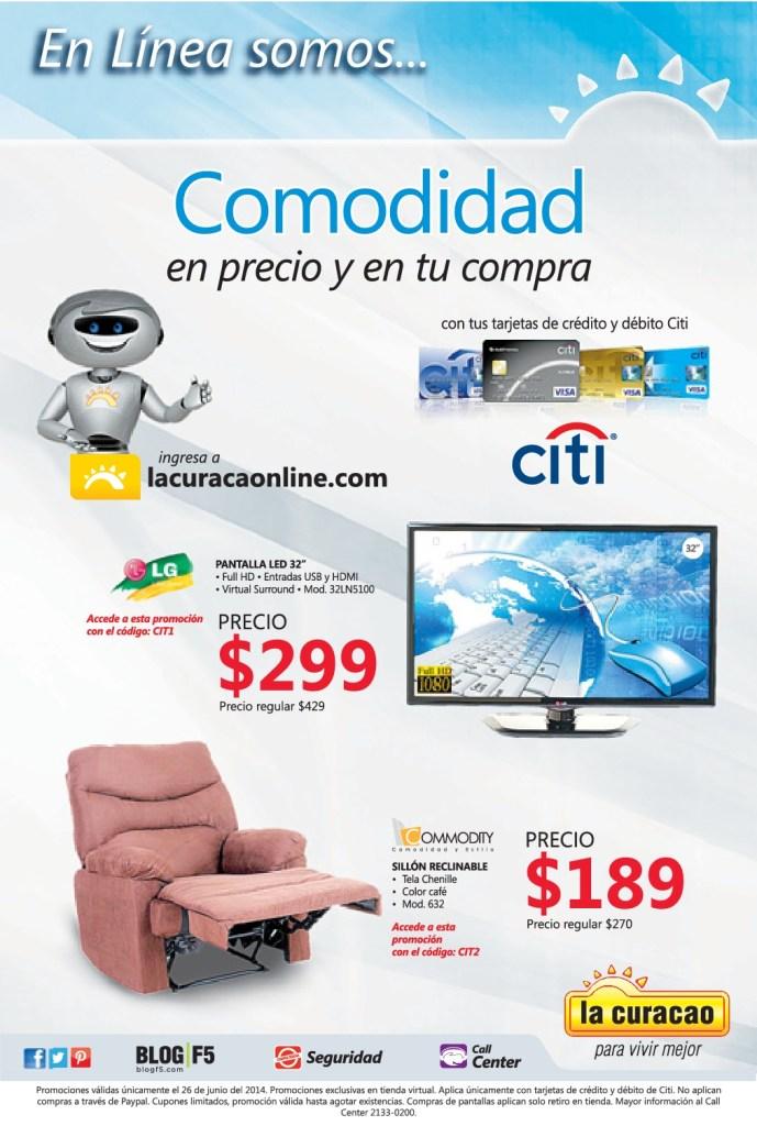 Compra online comodidad y buenos precios LA CURACAO - 26jun14
