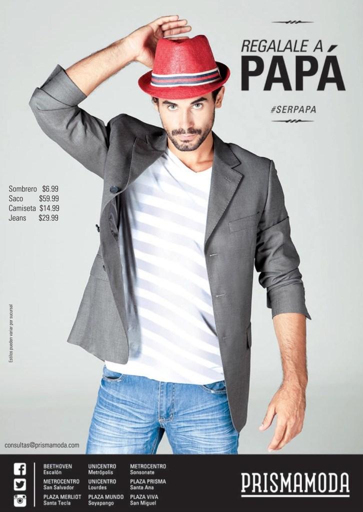 Fashion solutions for DADDY gracias a Prisma Moda - 04jun14