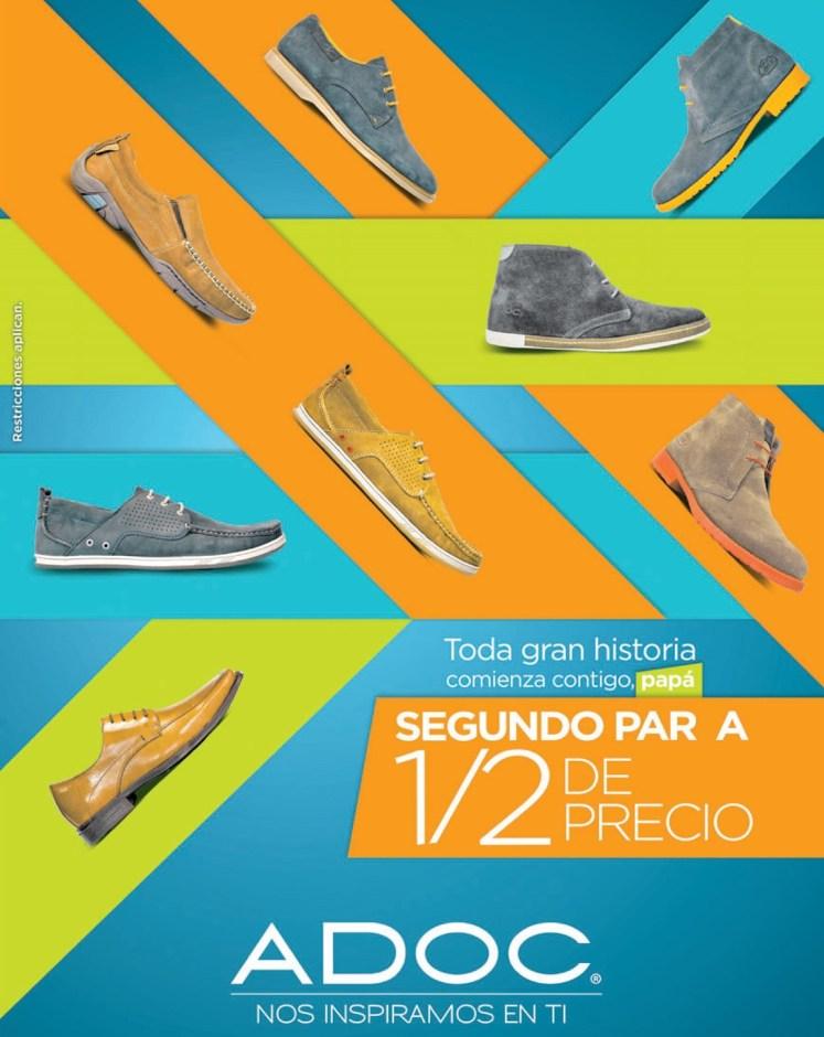Promocion 2x1 tiedas AODC el salvador dia del PADRE - 16jun14