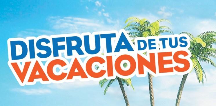En AGOSTO comenzaron las vacaciones y sus promociones - 01ago14