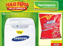 Guia de Compras 11 MAXI DESPENSA el salvador - sep14