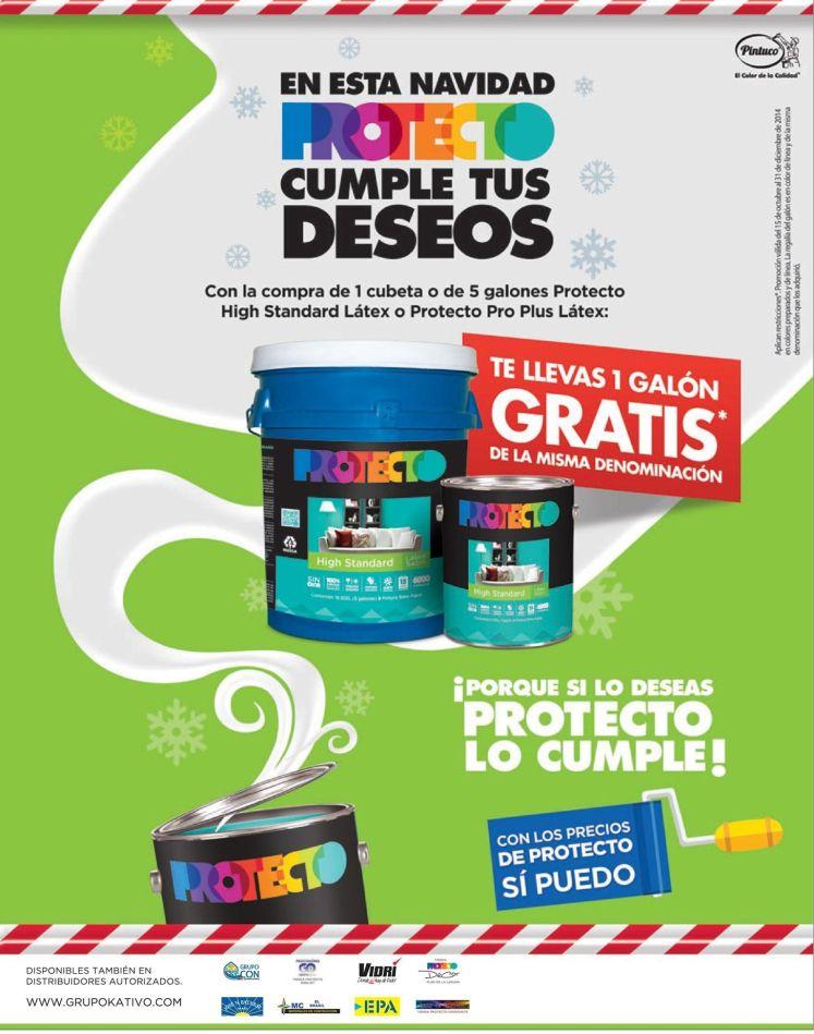 protecto pintura promociones - 17nov14