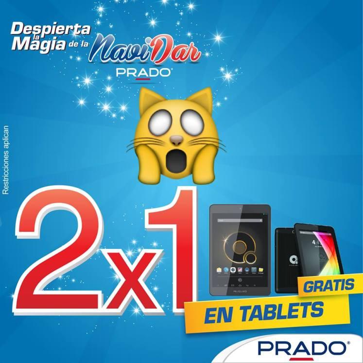 tablet 2x1 promociones de navidad en prado - 17dic14