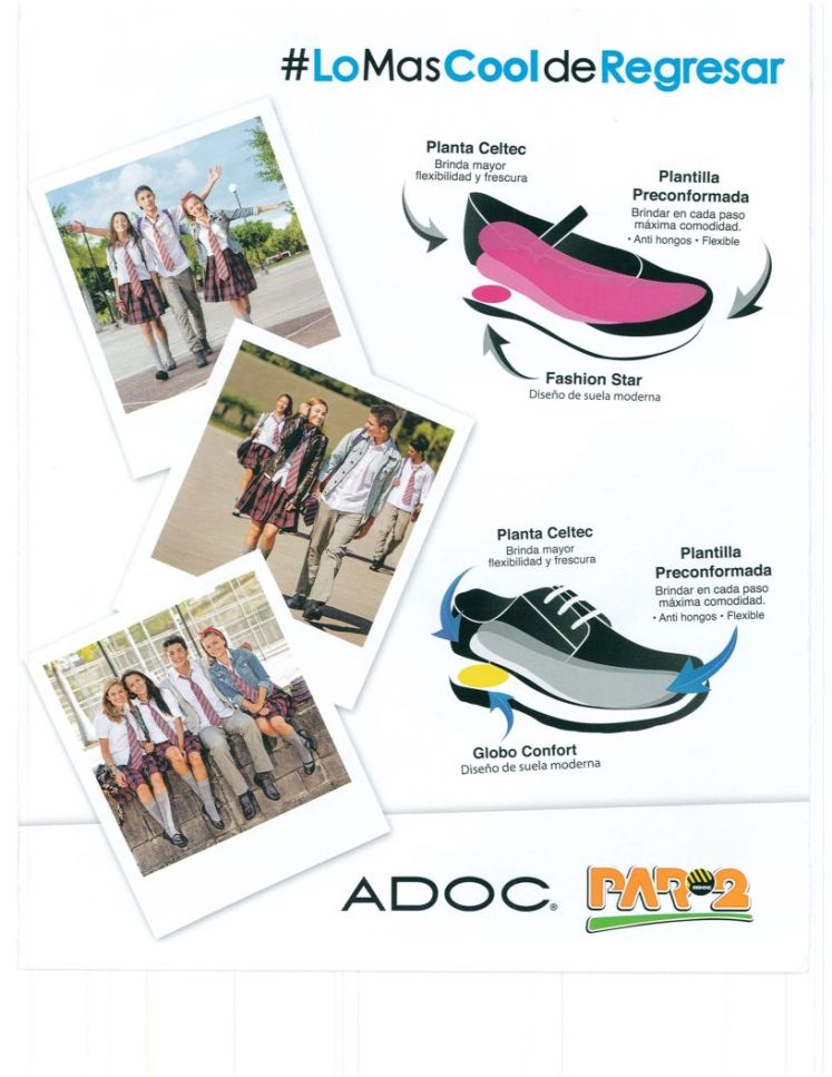 Back to school shoes great quality