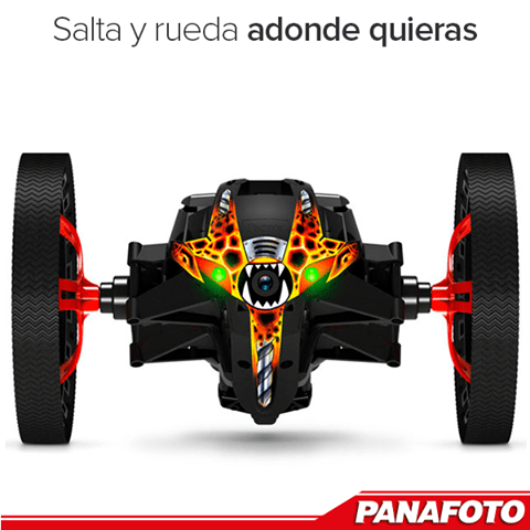 PANAFOTO new mini DRONE jumping sumo PARROT engine