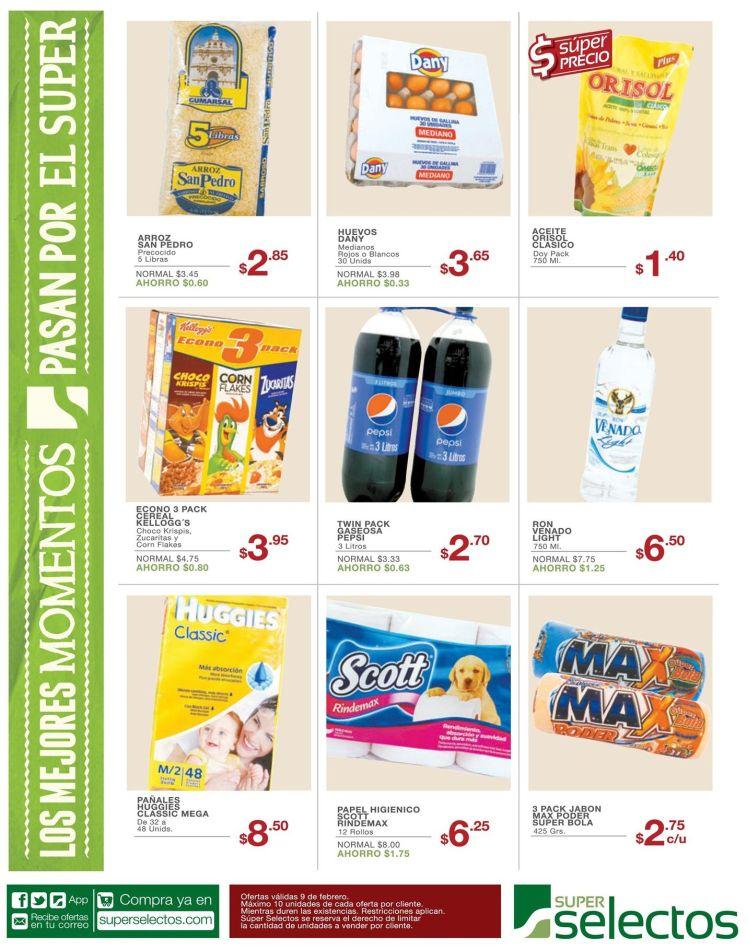 SUper precios para iniciar la semana - 09feb15