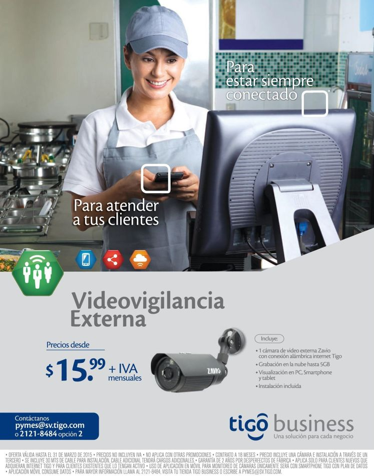 TIGO business video vigilancia externa - 06feb15