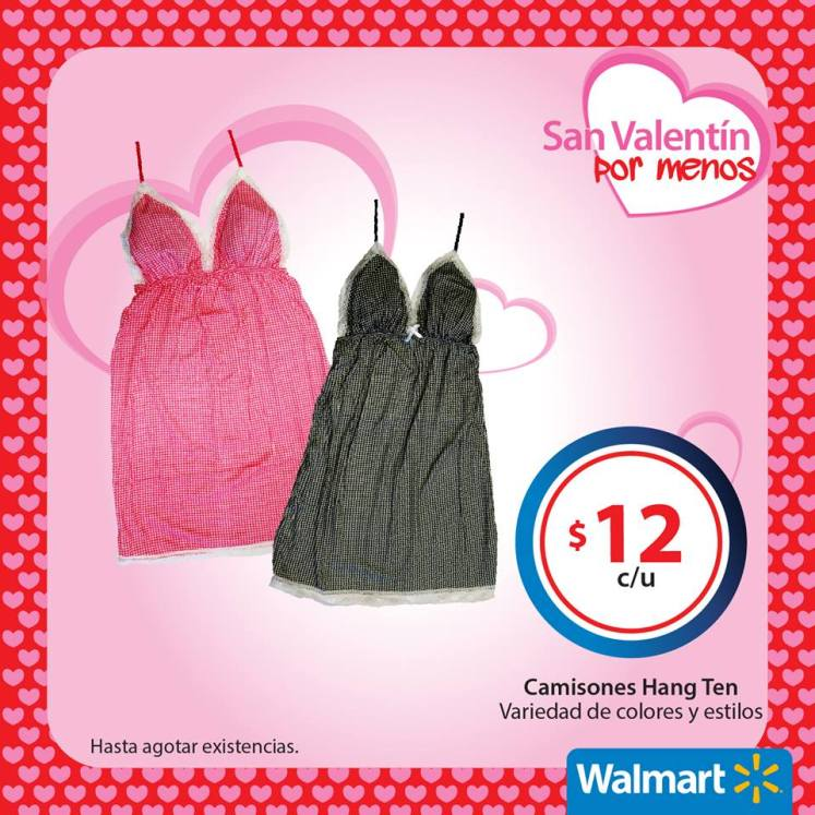 san valentin apparel to sleep HANG TEN - 10feb15
