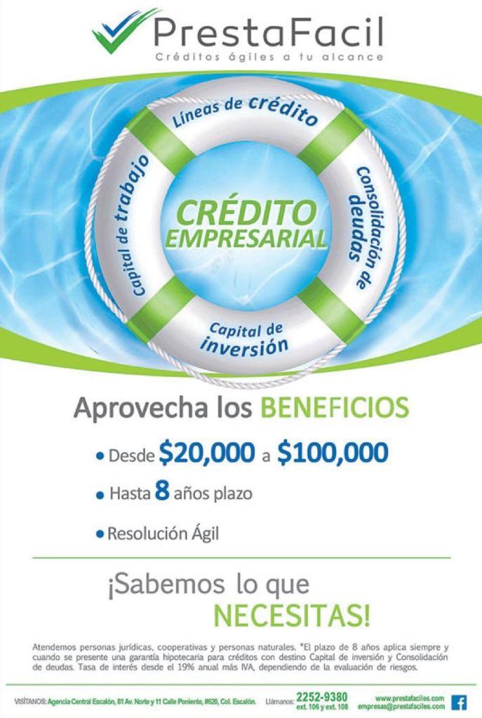 Forex benefits lineas de credito y ahorro