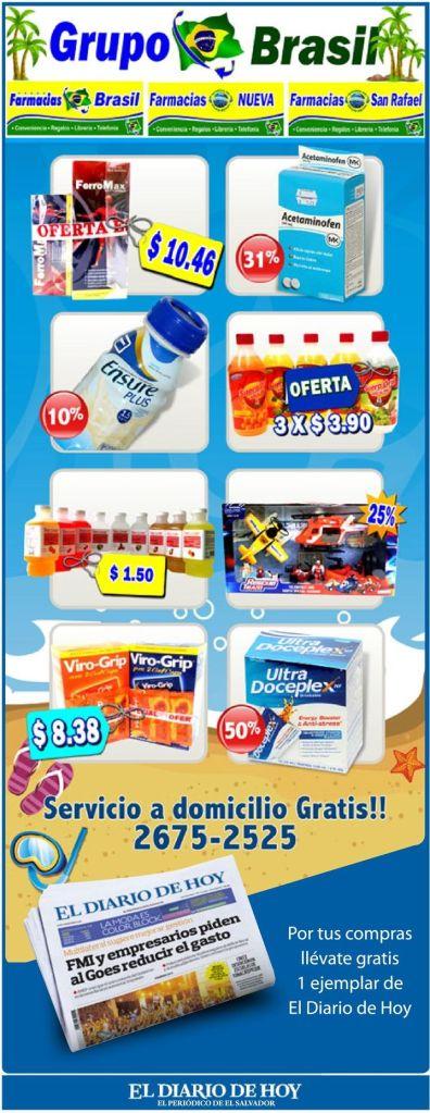 GRUPO brasil grandes ofertas y atracciones - 10mar15