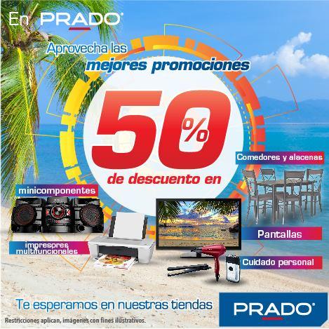 PRADO tiene las mejores promociones en semana santa 2015