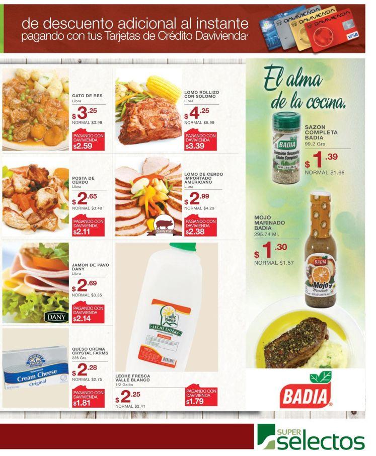 Condimentos BADIA el alma de tu cocina - 22abr15