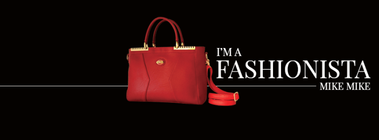 MIKE MIKE I am fashionista BAGS and LUGGAGE