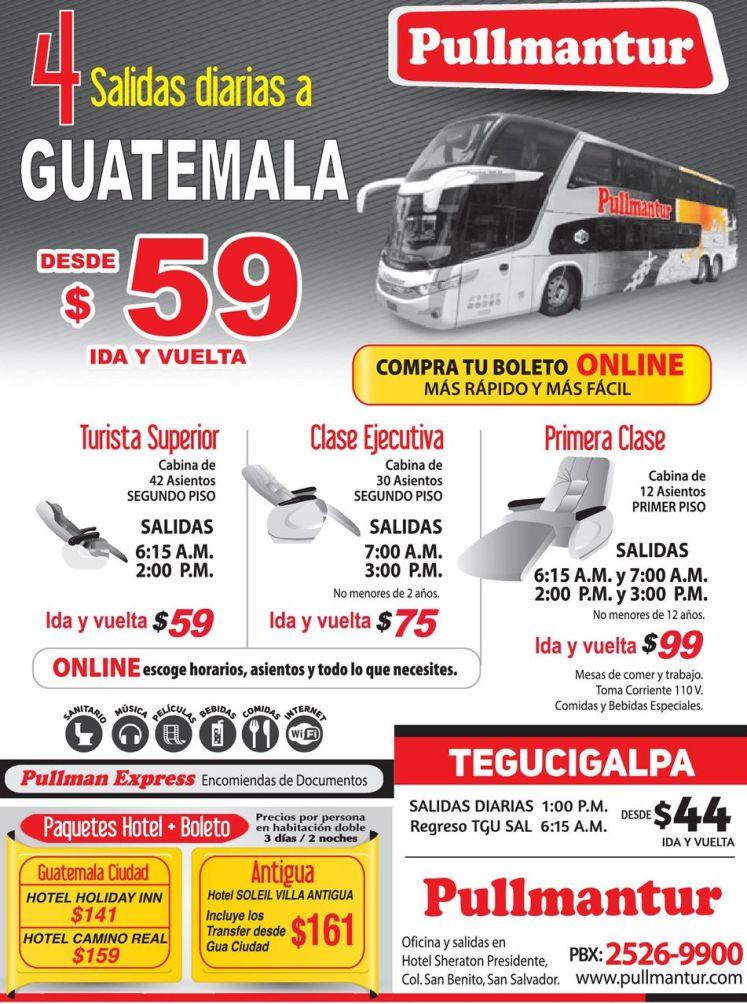 Compras online BOLETOS y HOTELES en guatemla