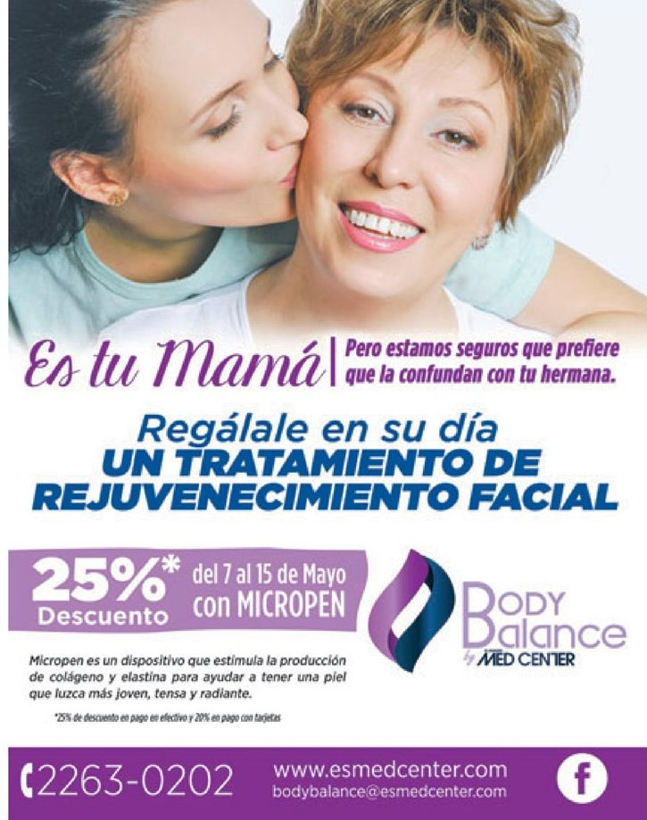 Descuento en tratamiento de rejuvenecimiento facial - 09may15