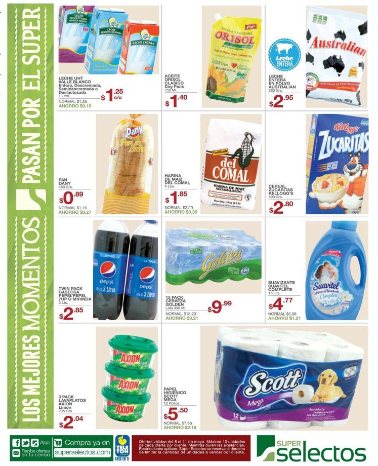 ofertas del dia en super selectos - 08may15