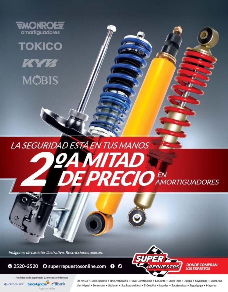 Donde compran los expertos en vehiculos SUPER REPUESTOS - 15jun15
