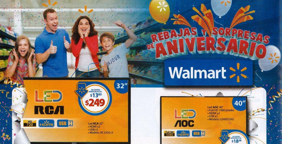 A disfrutar y Ahorrar con WALMART guia de compras no12 (Julio 2015)