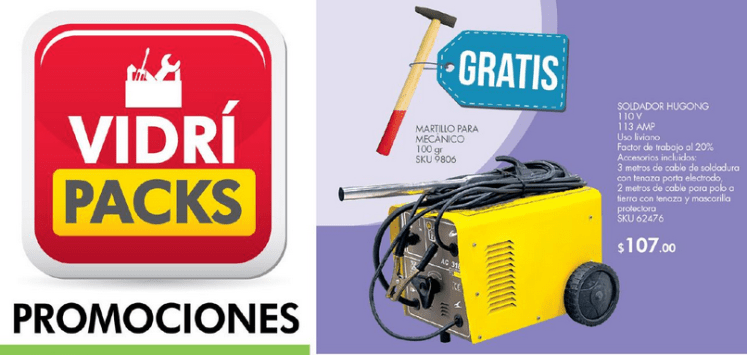 catalogo PALLETS pack products deals