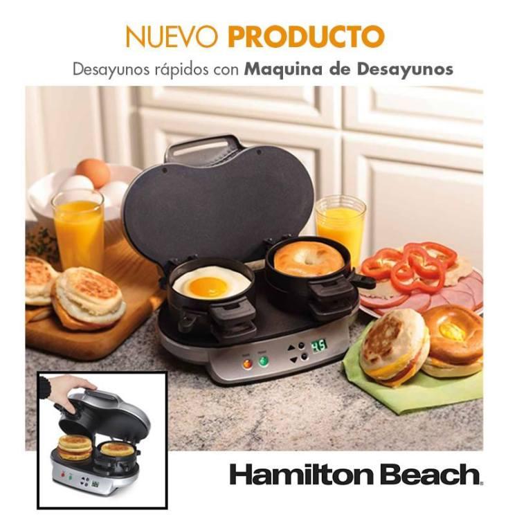new Product for breakfast HAMILTON BEACH buscalo en SIMAN
