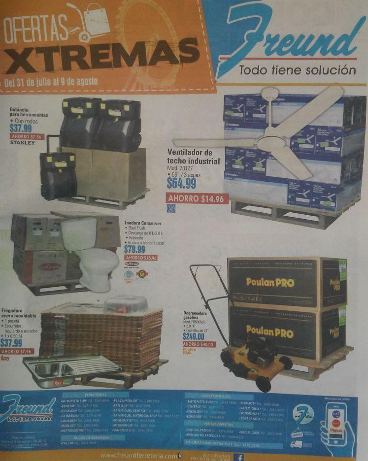 FREUND PALLET deals homecenter products