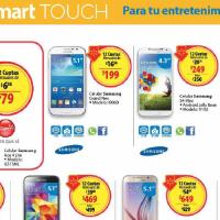 [Catalogo] Promociones Walmart TOUCH and more (Septiembre 2015)