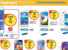 moviles smartphone celulares WALMART TOUCH deals