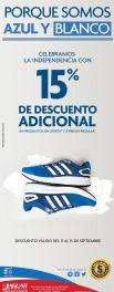 JA GUAR SPORTIC salvadorean colors DISCOUNTS zapatilla depotivas