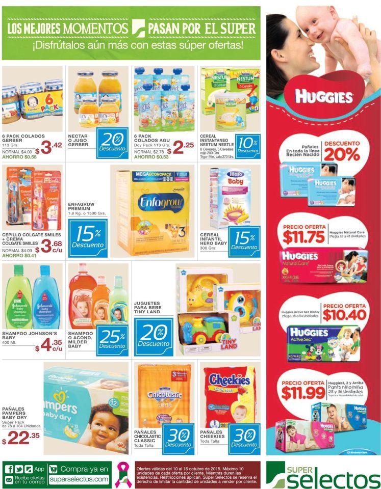 Babies discounts lindos producto de bebes en selectos