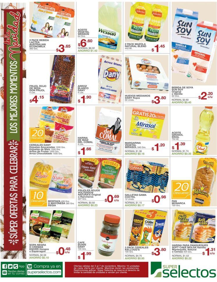Super ofertas para celebrar la temporada de navidad 2015