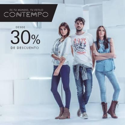 CONTEMPO fashion wearing SIMAN descuentos en ropa