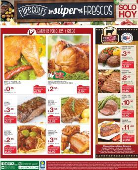 cortes de carnes de calidad internacional - 27en16