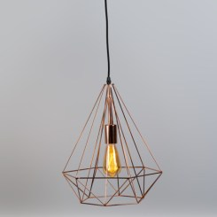 Lampara LED colgante de estilo moderns